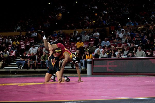 ray waters wrestling 2014