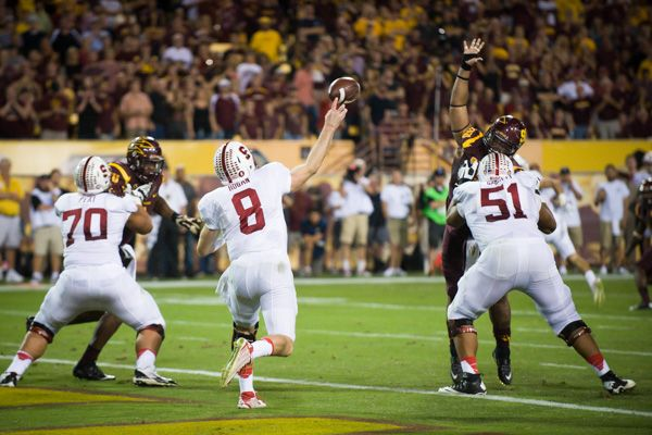 Former ASU football defensive lineman Jaxon Hood hints at possible return