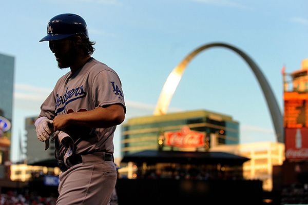 NLDS Game 4: LA Dodgers at St. Louis