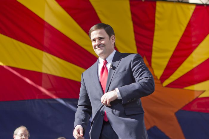 Doug Ducey's inauguration