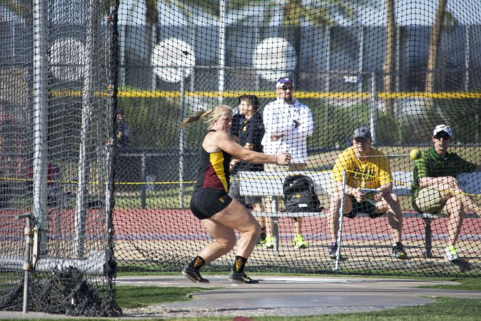 Maggie Ewen- track and field