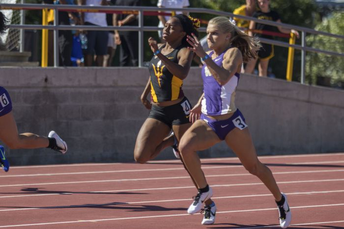 Track and field- Jasmine Gibbs