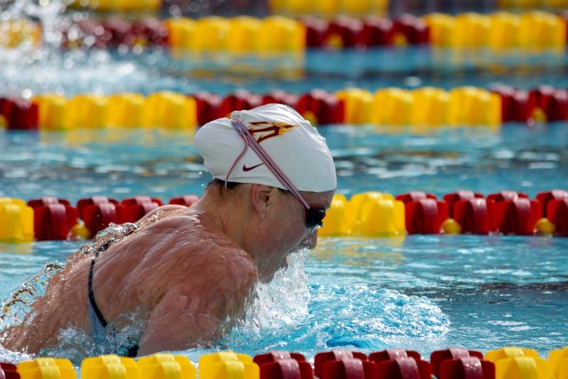 Tory Houston- swim and dive