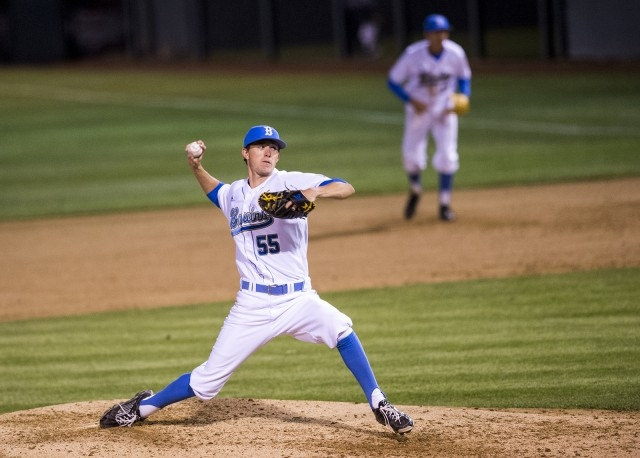 UCLA Griffin Canning