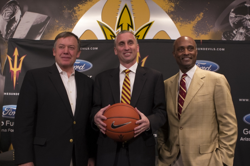 Bobby Hurley press conference