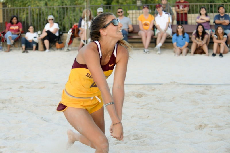 Jordy Checkal- sand volleyball
