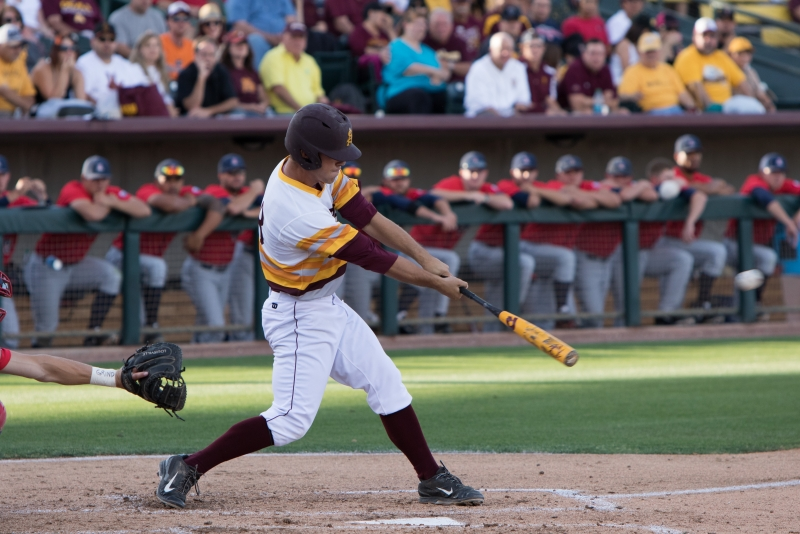 David Greer baseball