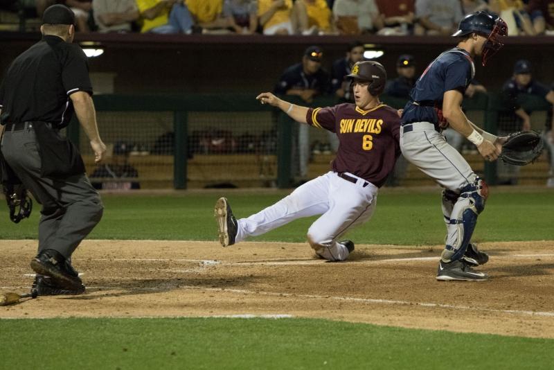 Brian Serven- baseball