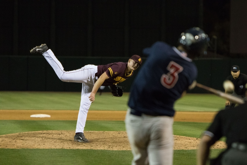 ASU's regional host chances minimized in tough 7-4 loss to USC