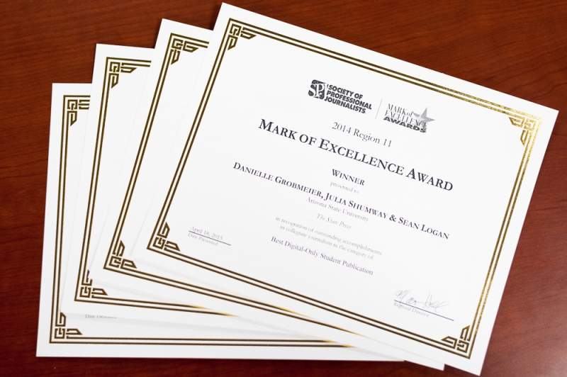 SPJ Mark of Excellence