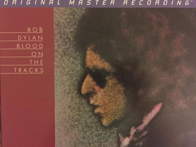 Bob Dylan Blood on the Tracks