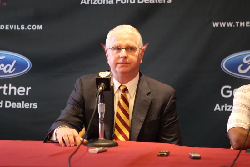 Bob Bowman press conference