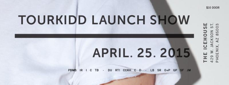 TourKidd launch show