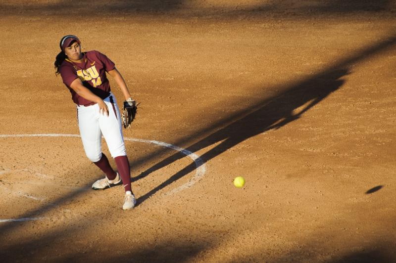 Softball UCLA Alexis Cooper