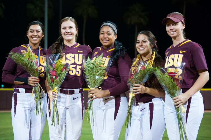 softball senior class