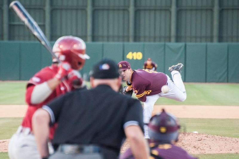 Baseball Brett Lilek Washington State