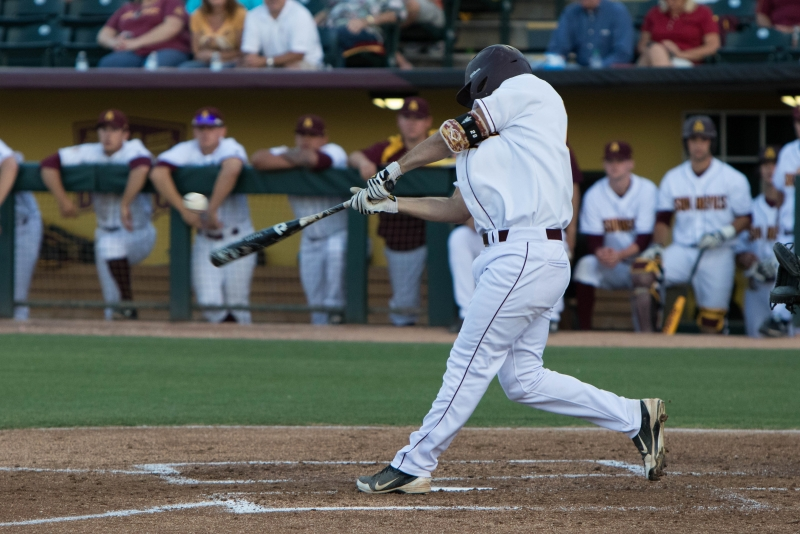 ASU baseball draws a No. 2 seed in the Fullerton Regional