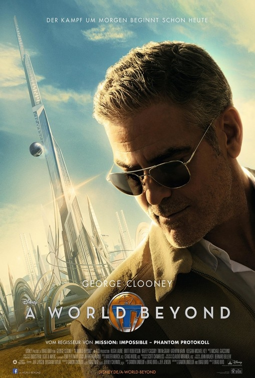 'Tomorrowland', George Clooney promise bright future, falls flat