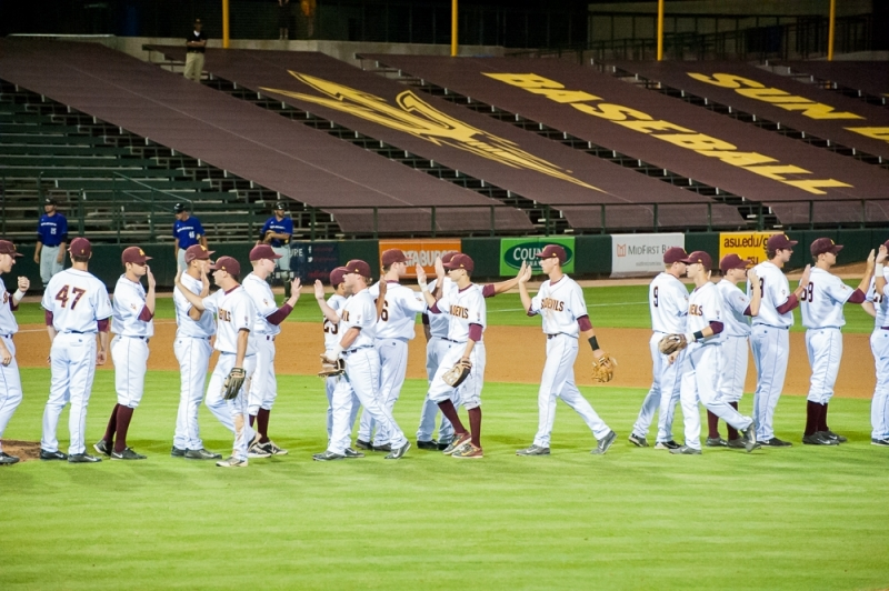 ASU baseball heating up