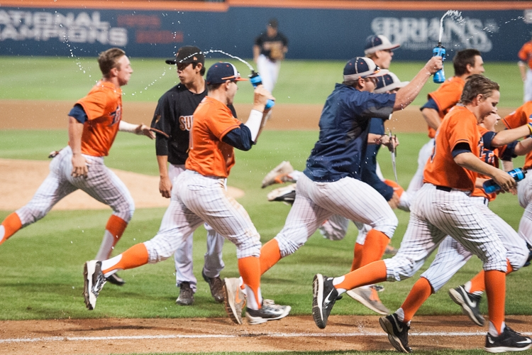 Baseball Eder Erives Fullerton regional loss