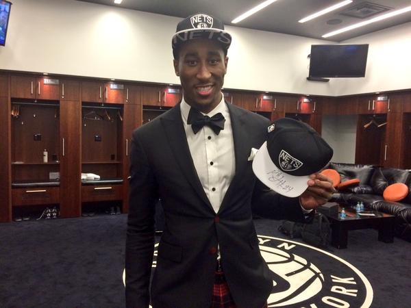 Rondae Hollis-Jefferson Draft