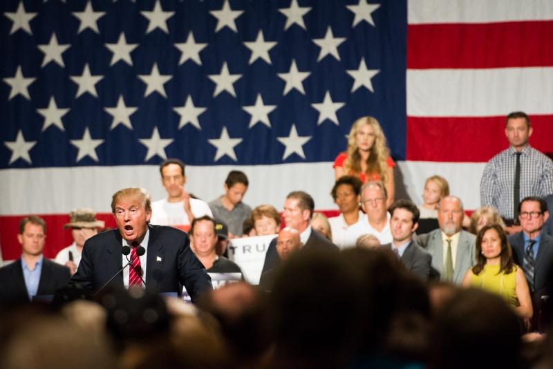 Donald Trump immigration speech