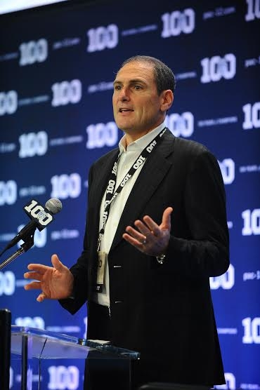 Larry Scott Pac-12 Media Day