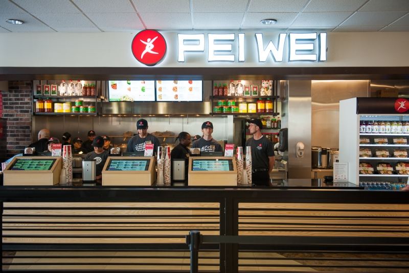 Order Ahead and Skip the Line at Pei Wei. Place Orders Online or on your Mobile Phone.