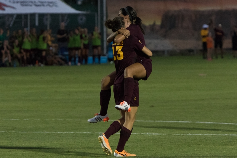 Soccer Larisa Staub Lucy Lara