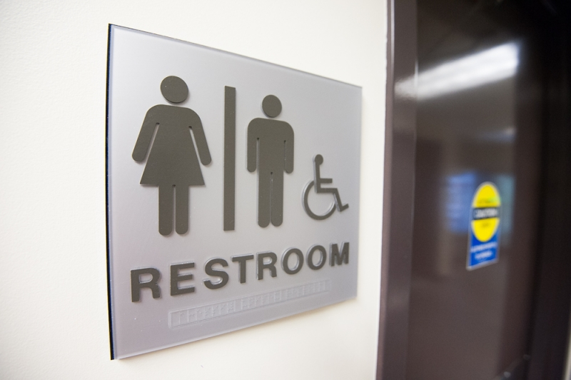 Gender-neutral restrooms