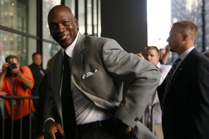 Michael Jordan trial
