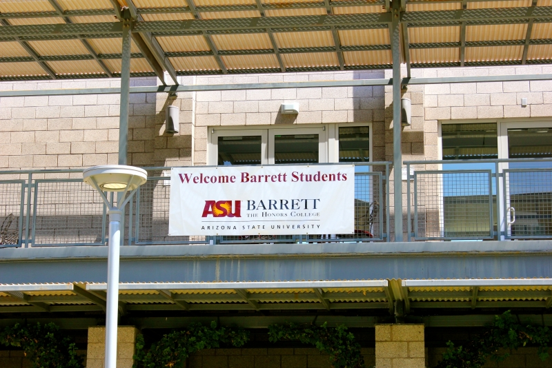 Barrett Honors College has Expanded