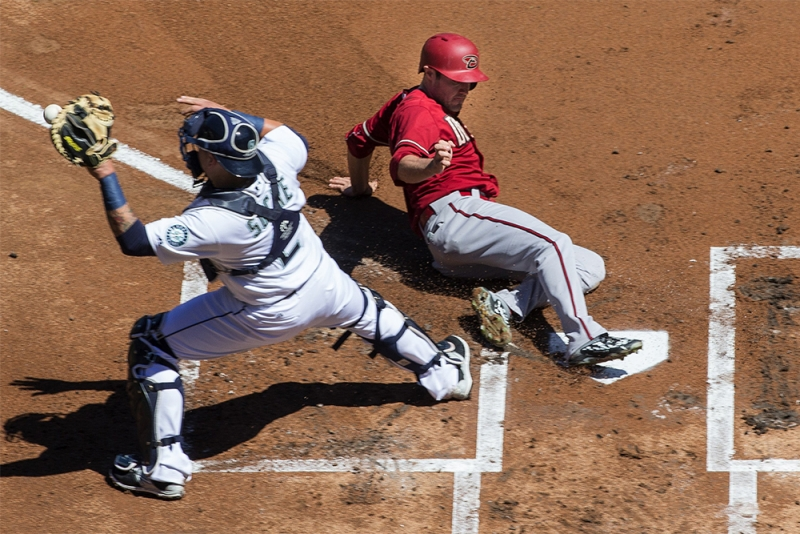 Diamondbacks A.J. Pollock Mariners