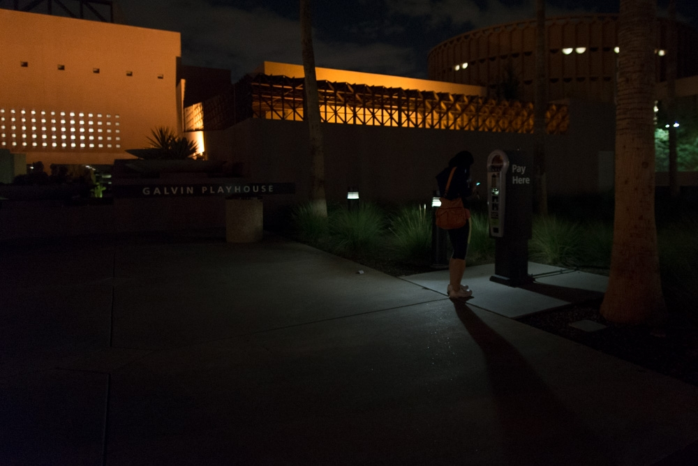 Let There Be Light Tempe Usg Tempe Officials Plan To Add Lighting Around Campus The State Press
